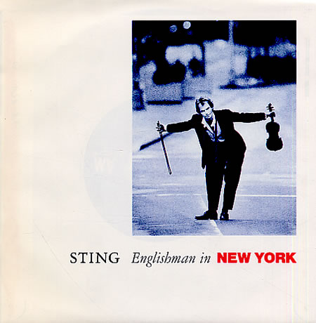 Sting and his song 'Englishman In New York' @ English on ...
