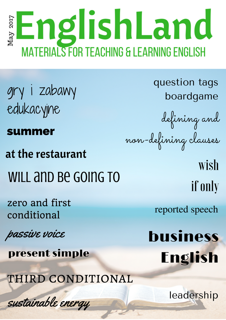 Magazyn English Land